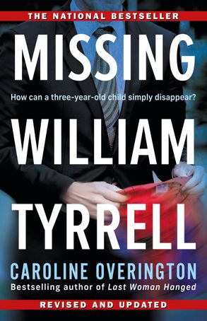 Cover image - Missing William Tyrrell
