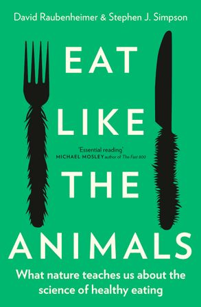 Cover image - Eat Like the Animals