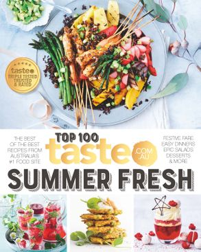 Cover image - Taste Top 100 SUMMER FRESH