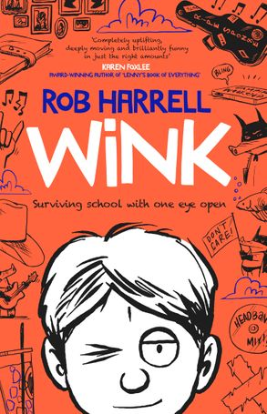Cover image - Wink