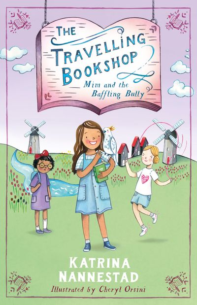 Mim and the Baffling Bully (The Travelling Bookshop, #1)