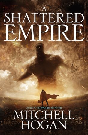 Cover image - A Shattered Empire