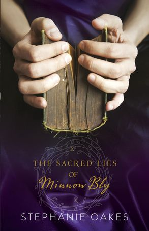 Cover image - The Sacred Lies of Minnow Bly