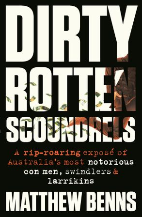 Cover image - Dirty Rotten Scoundrels