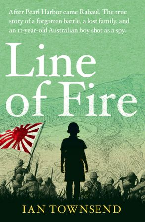Cover image - Line of Fire