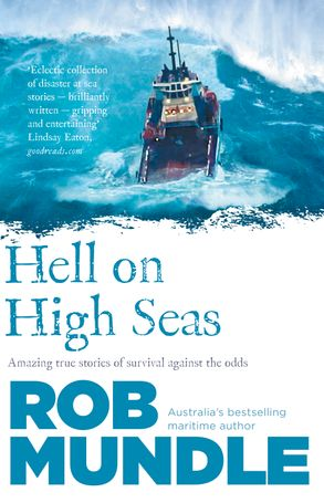 Cover image - Hell on High Seas