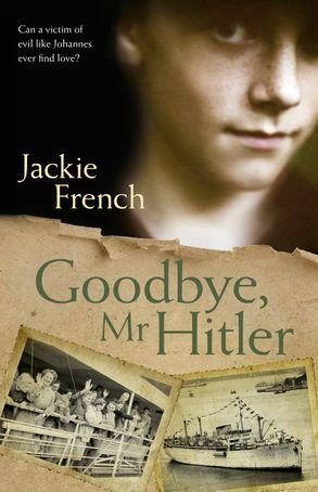 Cover image - Goodbye, Mr Hitler