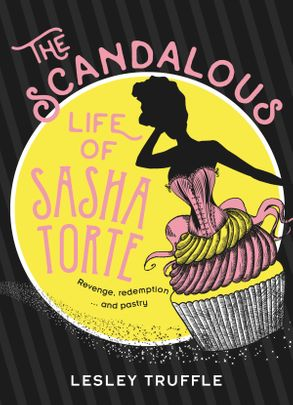 Cover image - The Scandalous Life of Sasha Torte