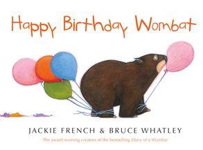 Cover image - Happy Birthday Wombat