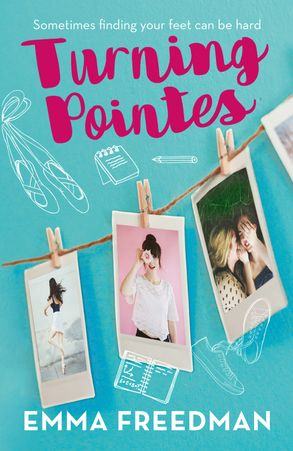 Cover image - Turning Pointes