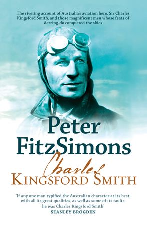Cover image - Charles Kingsford Smith and Those Magnificent Men