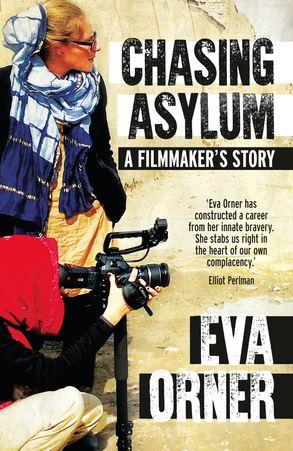 Cover image - Chasing Asylum
