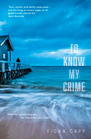 Cover image - To Know My Crime