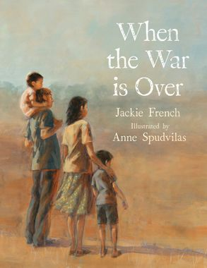 Cover image - When the War is Over
