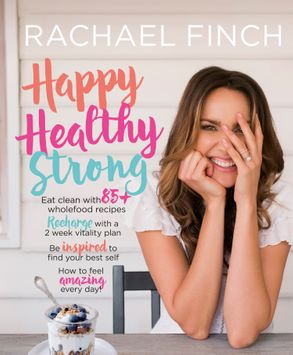 Cover image - Happy, Healthy, Strong