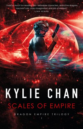 Cover image - Scales of Empire
