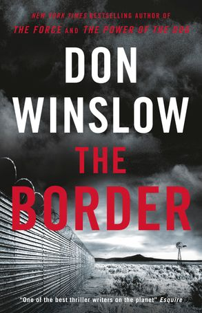 Cover image - The Border