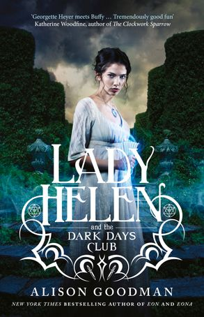 Cover image - Lady Helen and the Dark Days Club (Lady Helen, Book 1)