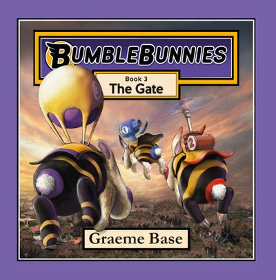 BumbleBunnies: The Gate (BumbleBunnies #3)