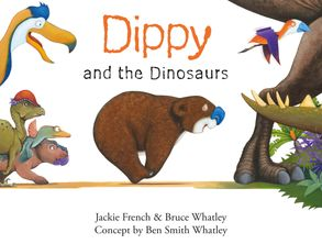 Cover image - Dippy and the Dinosaurs (Dippy the Diprotodon, #2)