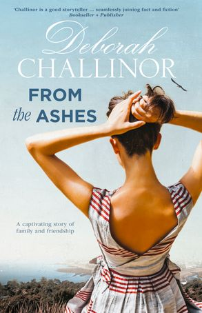 Cover image - From the Ashes