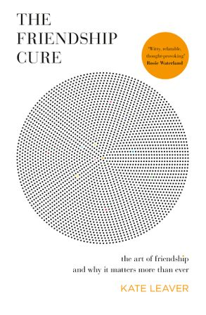 Cover image - The Friendship Cure