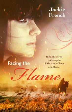 Cover image - Facing the Flame (The Matilda Saga, Book 7)