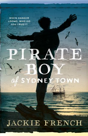 Cover image - Pirate Boy of Sydney Town