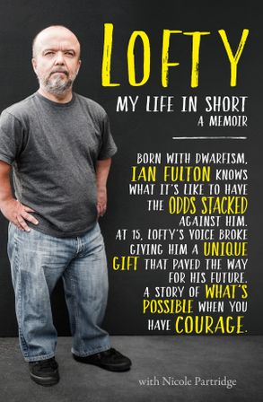 Cover image - Lofty: My Life in Short: A Memoir