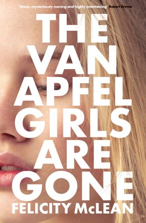 Cover image - The Van Apfel Girls Are Gone