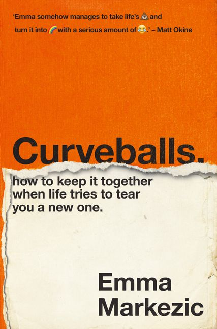 Curveballs How To Keep It Together When Life Tries To Tear You A