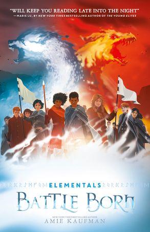 Cover image - Battle Born (Elementals, #3)