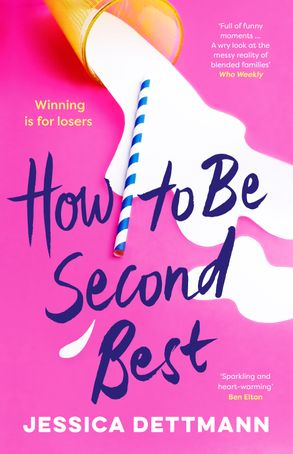 Cover image - How To Be Second Best