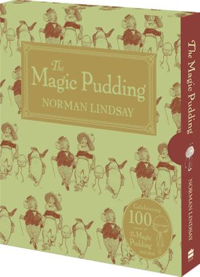 Cover image - The Magic Pudding: 100th Anniversary Edition
