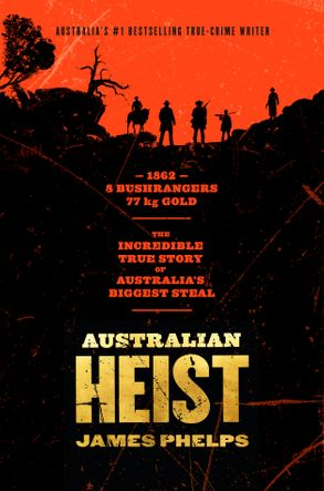 Cover image - Australian Heist