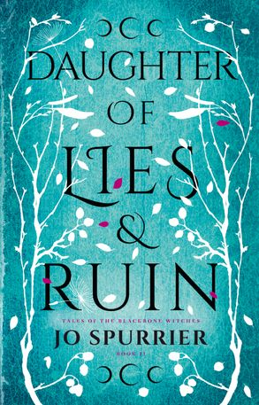 Cover image - Daughter of Lies and Ruin