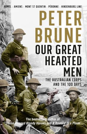 Cover image - Our Great Hearted Men