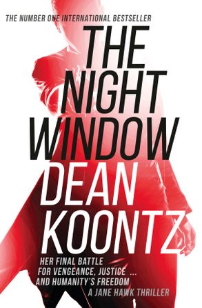 Cover image - The Night Window
