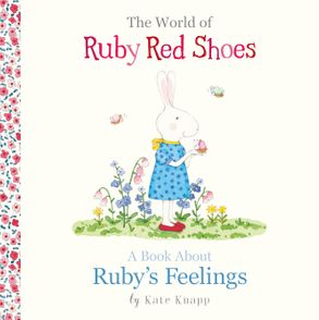 Cover image - A Book About Ruby's Feelings (The World of Ruby Red Shoes, #2)