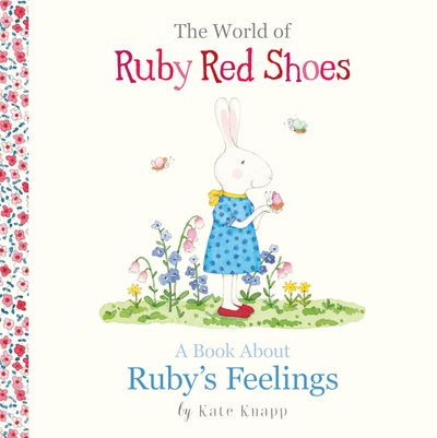 A Book About Ruby's Feelings (The World of Ruby Red Shoes, #2)