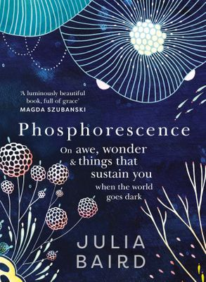 Cover image - Phosphorescence: On awe, wonder and things that sustain you when the world goes dark