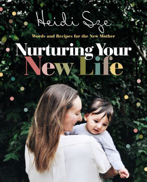 Cover image - Nurturing Your New Life