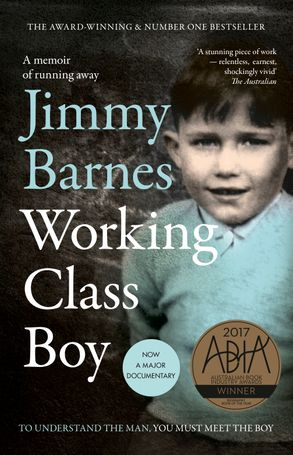 Cover image - Working Class Boy