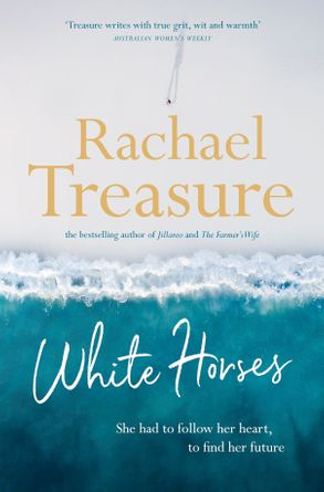 Cover image - White Horses