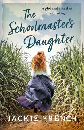 Cover image - The Schoolmaster's Daughter