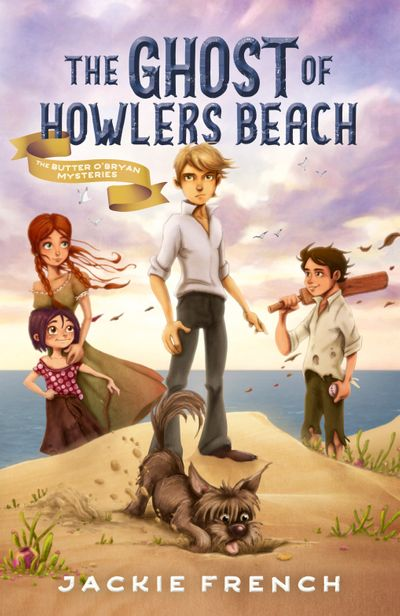 The Ghost of Howlers Beach (Butter O'Bryan, #1)