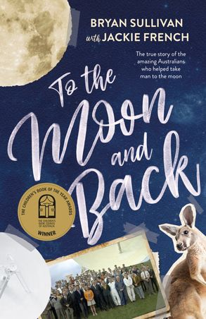 Cover image - To the Moon and Back