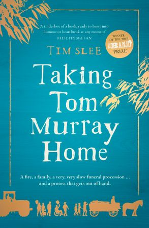 Cover image - Taking Tom Murray Home