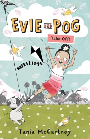Cover image - Evie and Pog: Take Off!