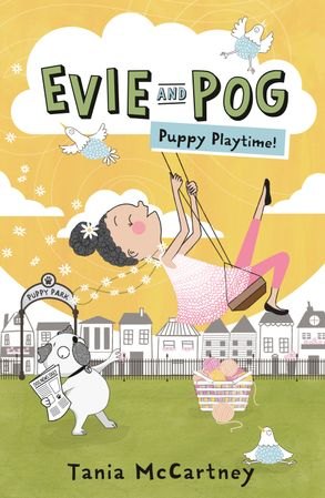 Cover image - Evie and Pog: Puppy Playtime!